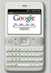 Google Android Phone - LG